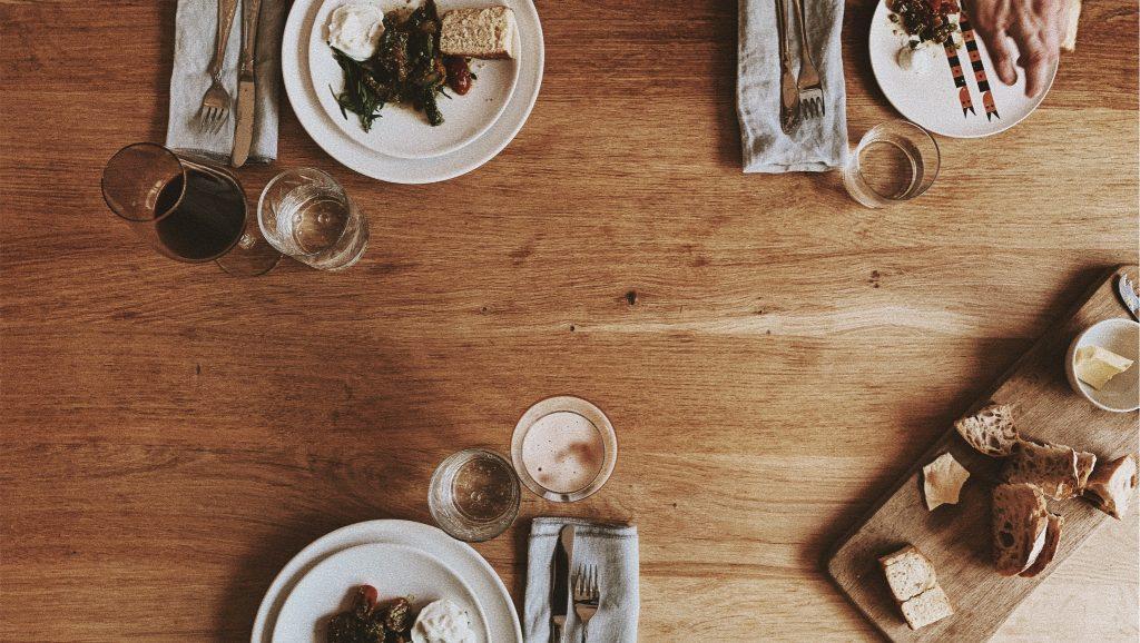 Samen eten met je gezin